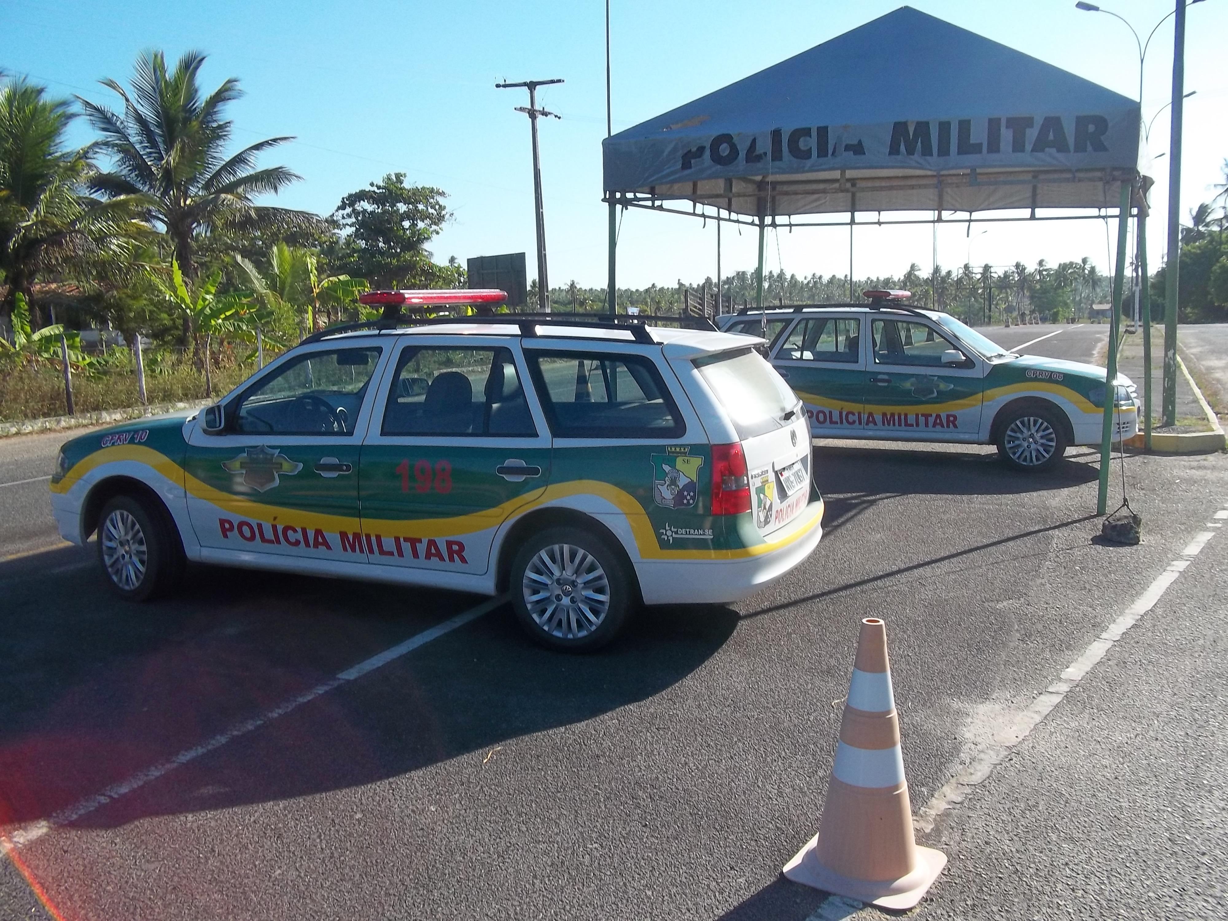 CPRv realiza Operação Carnaval Seguro 2016