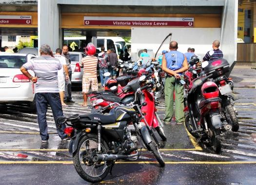 Mutirão de vistorias de ciclomotores estará em Glória no sábado