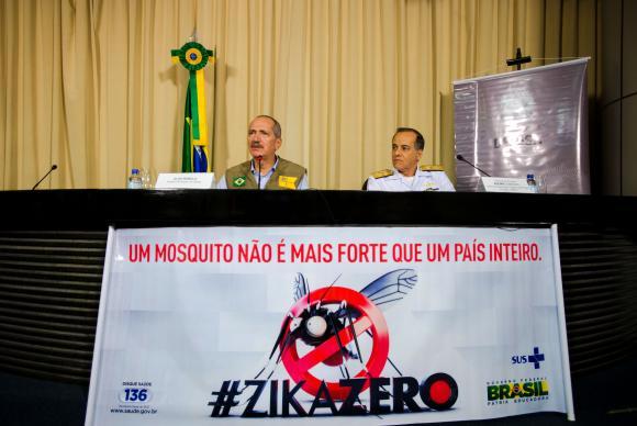 Ministro pede engajamento da população contra o Aedes