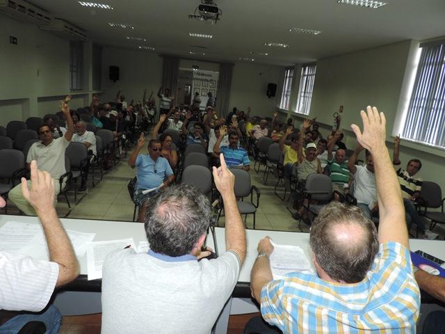 Auditores do Estado ameaçam entrar em greve