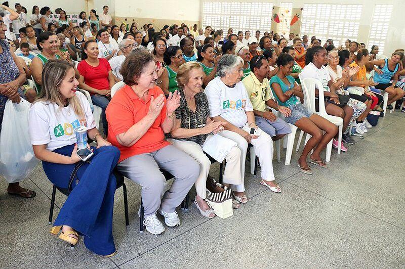 """Prefeitura de Aracaju lança projeto """"Qualidade de Vida Através de Escolhas Saudáveis"""""""