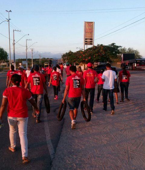 Justiça considera legal greve dos servidores de Canindé
