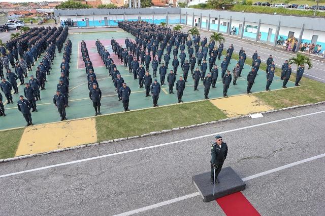 Solenidade de promoção da PM ocorrerá no auditório do Ministério Público