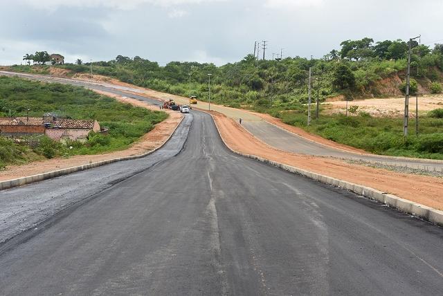 Obra da entrada de Aracaju está atrasada, Estado espera concluir no segundo semestre