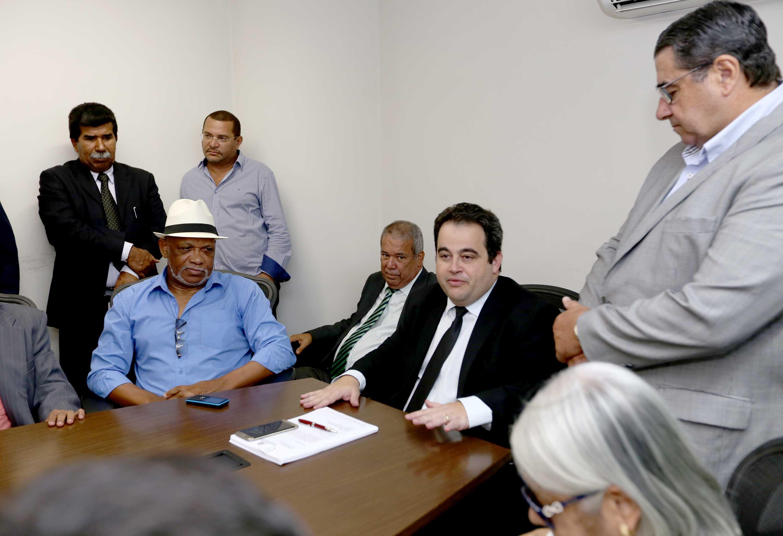 Projeto de lei do Estatuto Servidor de Aracaju chega a Câmara Municipal