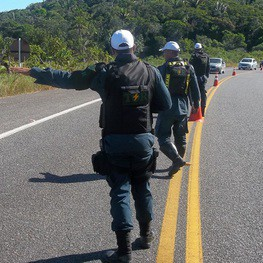 BPRv inicia 'Operação Tiradentes' nas rodovias estaduais