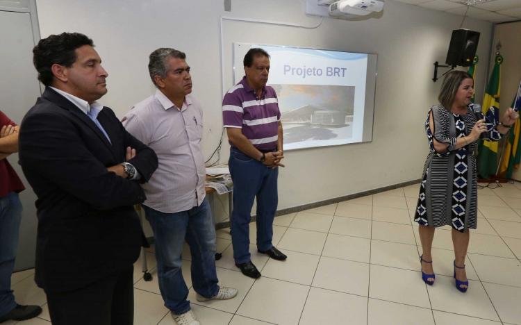 Prefeitura de Aracaju  detalha processo de implantação do Bus Rapid Transit (BRT)