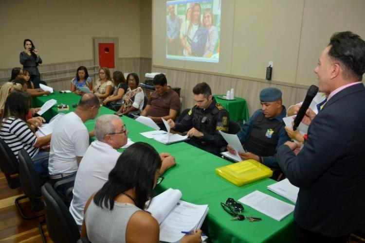Prefeitura de Aracaju participa da 5º reunião do Fórum de Ações de combate à violência nas escolas
