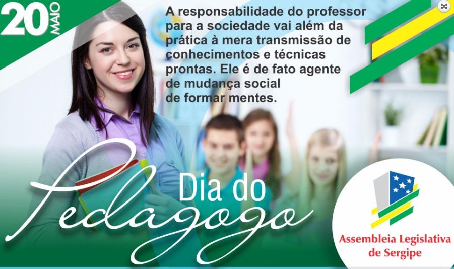 Dia do Pedagogo é comemorado em 20 de maio