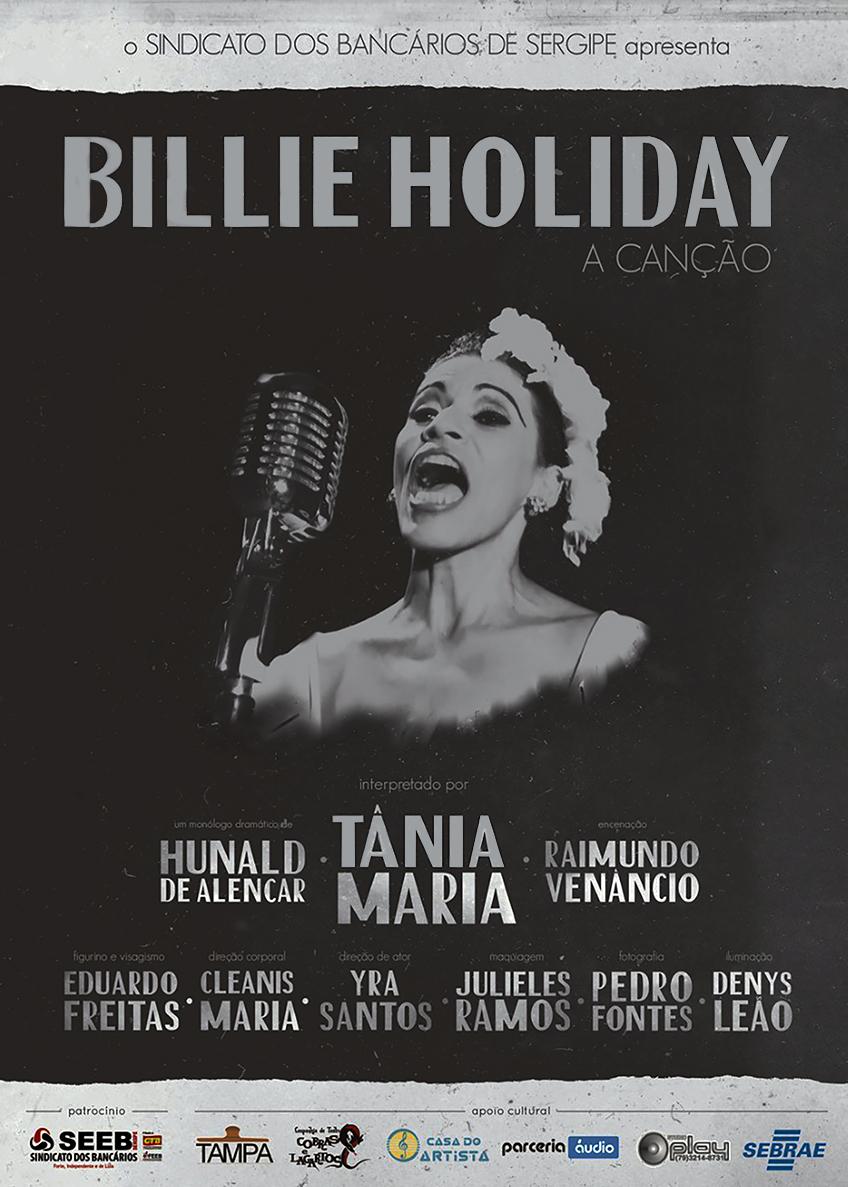 Sindicato dos Bancários de Sergipe fará pré-estreia de 'Billie Holiday, a canção'