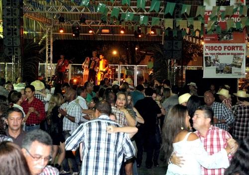 Festa dos auditores de Sergipe 'Sindiforró' será no Gonzagão