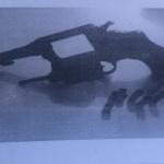 RP troca tiros com dupla e apreende arma no Industrial