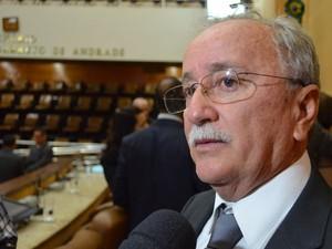 Presidente da Alese, Luciano Bispo vai recorrer da decisão do TRE