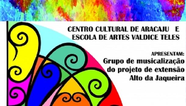 """Projeto """"Visita com Artes"""" realizará primeira apresentação pública em Aracaju"""
