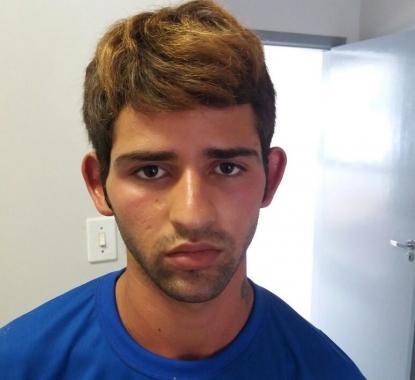 Jovem acusado de vários crimes é preso na cidade de Ribeirópolis