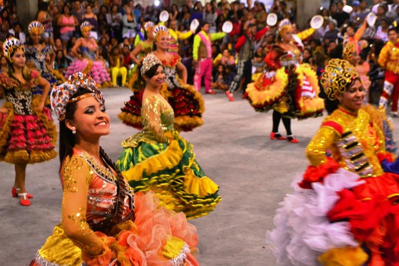 Mais duas quadrilhas juninas carimbaram suas vagas nas semifinais do Concurso do Gonzagão