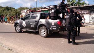 DHPP-JONATAS EVANGELISTA-HOMICIDIOS-POLICIA-POLICIAIS -OPERAÇÃO-PRISAO