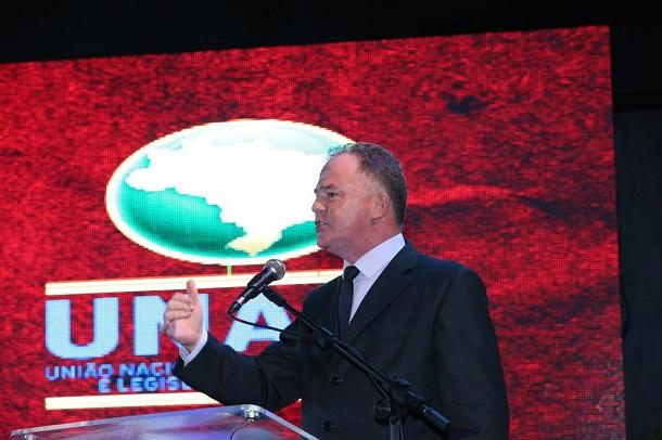 UNALE: Ex-governador do Espírito Santo faz  balanço da reviravolta política que o Brasil atravessa