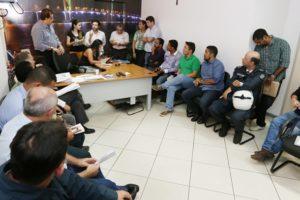 carlos batalha - batalaha-prefeitura de Aracaju-entrevista - reuniao-MARCONI-POLICIAMENTO-JAUSTES