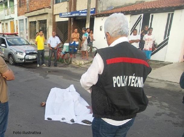 Sargento da PM de Sergipe atira na própria cabeça e morreu a caminho do hospital