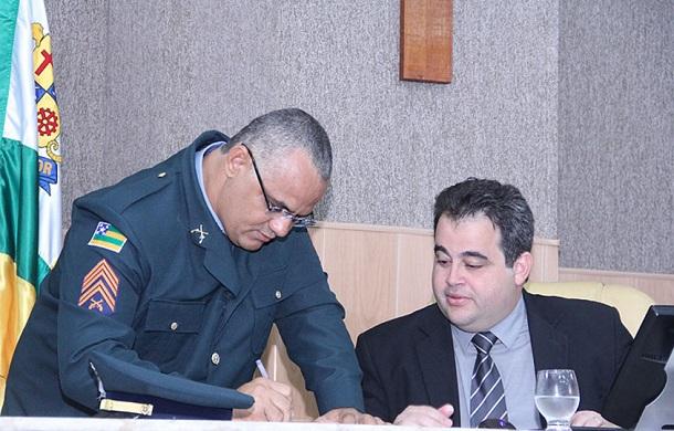 Sargento Vieira apela para que governador não altere cobrança do IPVA