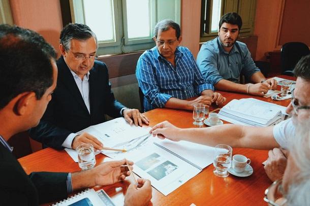 Senador Amorim garante emenda para reforma da antiga Estação Ferroviária de Propriá