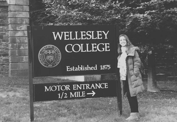 """Estudante sergipana é a mais nova universitária da """"Wellesley College"""""""