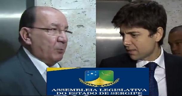 Deputados Augusto Bezerra e Paulinho das Varzinhas retornam a Alese