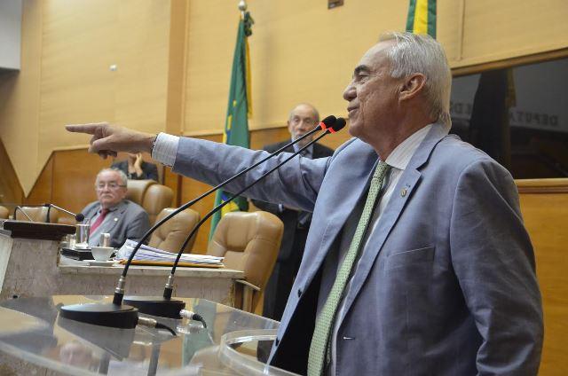 Deputado Venâncio Fonseca diz que Ana Lúcia deve respeitar o partido dos outros