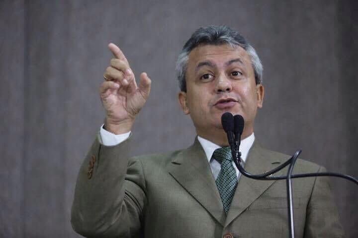 Vereador vai denunciar ao MP nepotismo na gestão de Edvaldo Nogueira