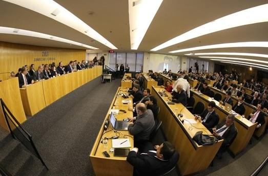 OAB  pede impeachment de Michel Temer