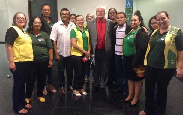Deputado João Daniel reforça apoio a agentes comunitários de saúde e de endemias