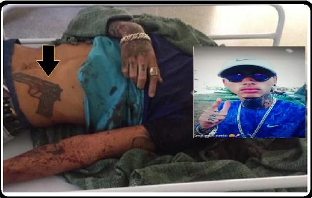 Após troca de tiro com a polícia, morre o acusado de matar o policial Paulinho