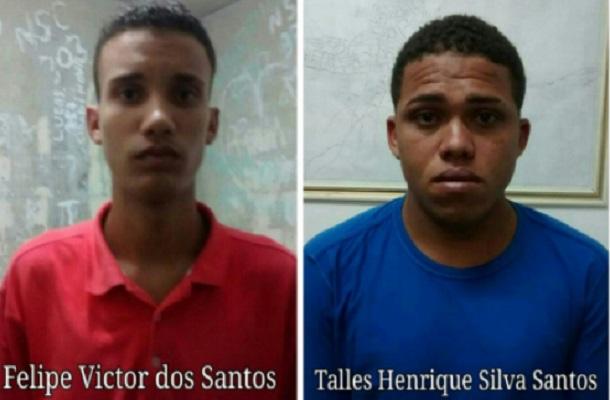 Acusados de terem participado da morte de adolescente de 16 anos em Estância são presos