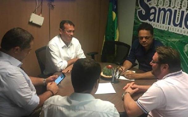 Comerciantes do centro de Aracaju pedem segurança aos deputados