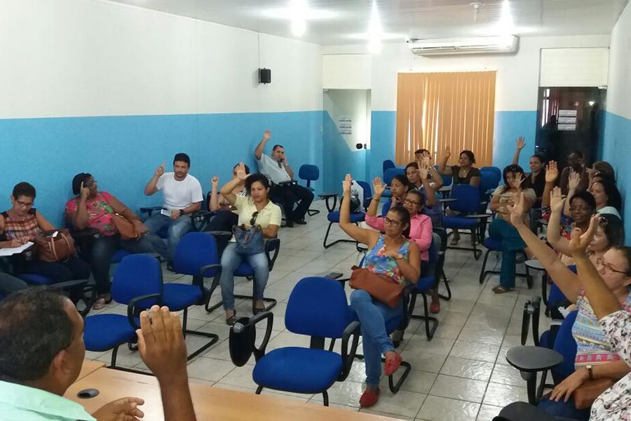 Servidores da saúde de Aracaju vão parar por 24h  dia 26